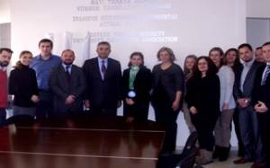 O Τούρκος πρόξενος επισκέφτηκε σύλλογο της Θράκης