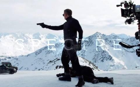 Κάποιος να τους ξεματιάσει στα γυρίσματα του James Bond