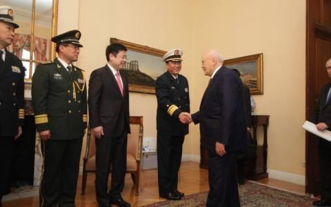 Κ. Παπούλιας: Άριστες οι σχέσεις Ελλάδας-Κίνας