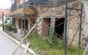 Πέλλα: Γκρεμίζουν το σπίτι των παιδικών χρόνων του Μενέλαου Λουντέμη