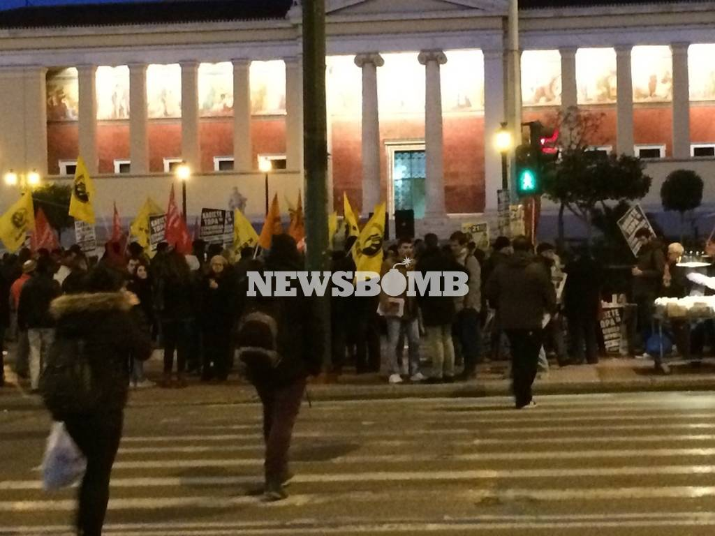 ΚΕΕΡΦΑ: Αντιρατσιστικό συλλαλητήριο στην Αττική (photos)