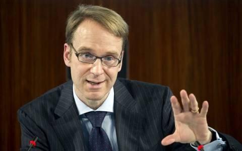 Βάιντμαν: Η ΕΚΤ θα ξαναδεχτεί τα ελληνικά ομόλογα αν συνεχιστεί το πρόγραμμα