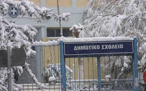 Φλώρινα: Αργότερα θα ανοίξουν τα σχολεία την Παρασκευή λόγω χαμηλών θερμοκρασιών