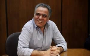 Σκουρλέτης: Δεν πάμε να τα «σπάσουμε» στο Eurogroup