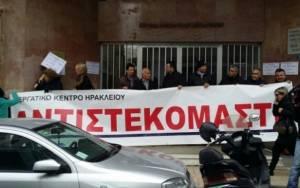 Ηράκλειο: Αντιδράσεις για την κατάργηση υποκαταστήματος ΙΚΑ
