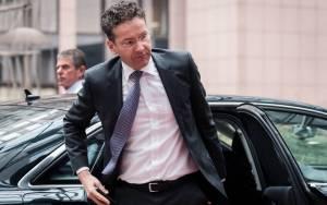 Ντάισελμπλουμ: Στις 17:30 η έναρξη της συνεδρίασης του Eurogroup