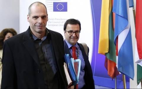 Αισιοδοξεί η ελληνική αντιπροσωπεία στο Eurogroup