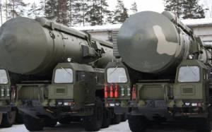 Ρωσία: Στρατηγικές Πυραυλικές ασκήσεις