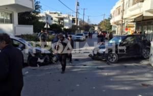 Ρόδος: Ένας νεκρός και δύο τραυματίες σε τροχαίο δυστύχημα