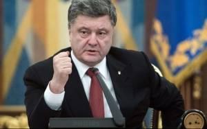 Ποροσένκο: Σύμβουλος του Πούτιν διηύθυνε ελεύθερους σκοπευτές στο Κίεβο