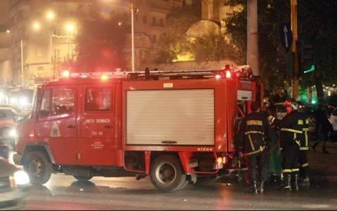 Πυρκαγιά στον Χολαργό - Ηλικιωμένη ανασύρθηκε νεκρή