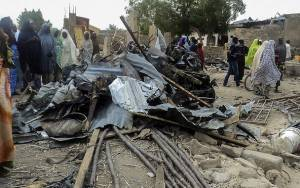 Νιγηρία: Πολύνεκρη επίθεση από τη Μπόκο Χαράμ