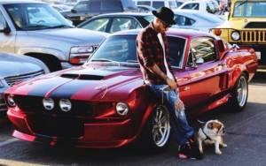 Κλασσικά αυτοκίνητα: Ο Lewis Hamilton και η Eleanor