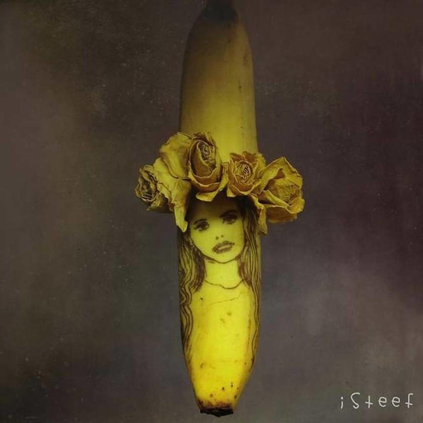 Stephan Brusche: Όταν μια μπανάνα γίνεται τέχνη (photos)