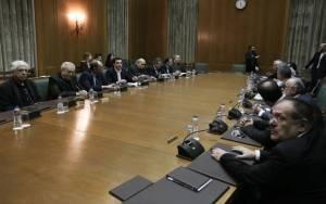 Συνεδριάζει το Κυβερνητικό Συμβούλιο
