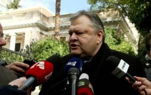 Βενιζέλος: Η κυβέρνηση ετοιμάζει το τρίτο μνημόνιο