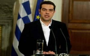 Τσίπρας: Κρατήσαμε την Ελλάδα αξιοπρεπή και όρθια (video)