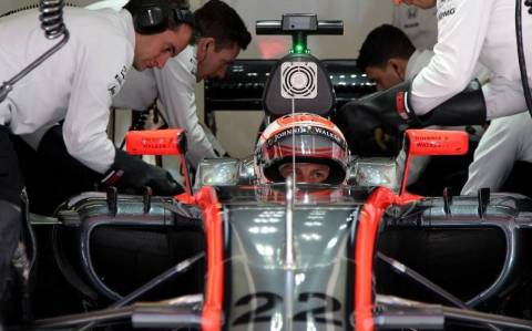 F1: Το μισό πρόγραμμα έχει καλύψει η McLaren