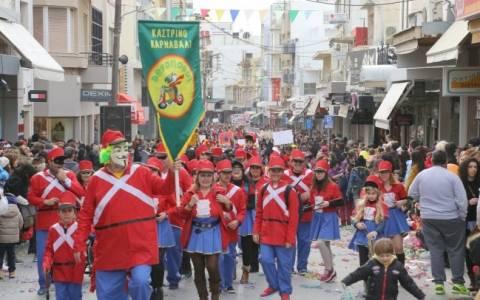 Στους ρυθμούς του Καρναβαλιού όλο το Ηράκλειο (Photos)