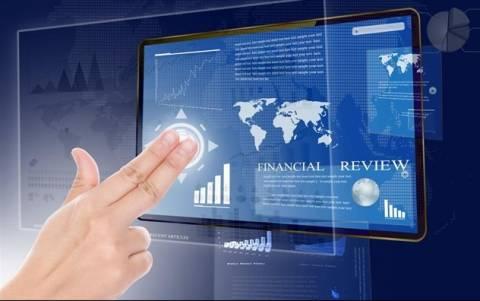 Η τεχνολογία αφής σε δύο βρετανικές τράπεζες