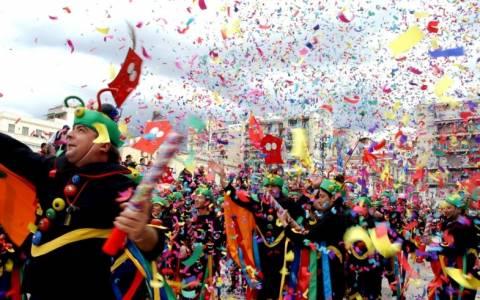 Δείτε LIVE το καρναβάλι της Πάτρας