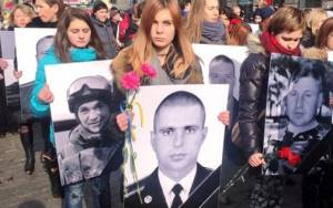 Ουκρανία: Τέσσερις συλλήψεις για τη βομβιστική επίθεση