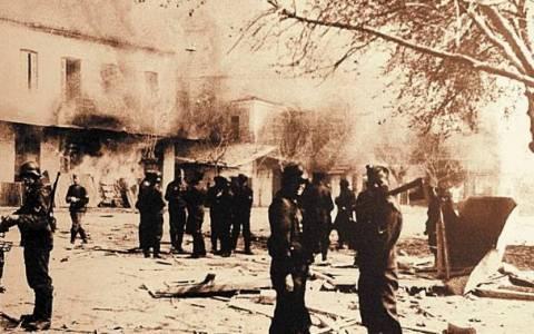 Κωνσταντοπούλου: Υποχρέωσή μας η διεκδίκηση των γερμανικών αποζημιώσεων