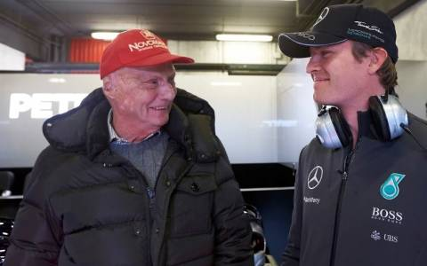 F1 Ο θρύλος του Niki Lauda (Photos)
