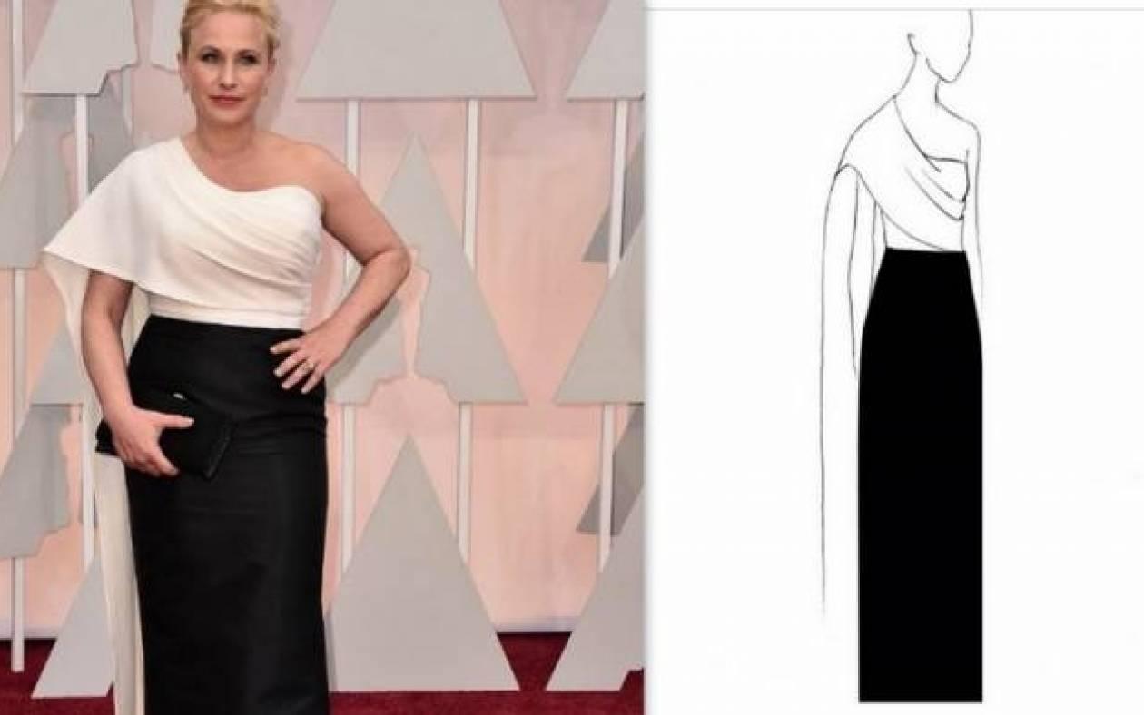 Όσκαρ 2015  Περήφανη η σχεδιάστρια για το φόρεμα της Arquette - Newsbomb cd46b29eb54