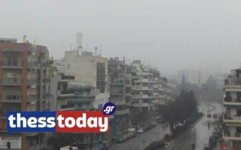Με ομίχλη γιορτάζει τα Κούλουμα η Θεσσαλονίκη