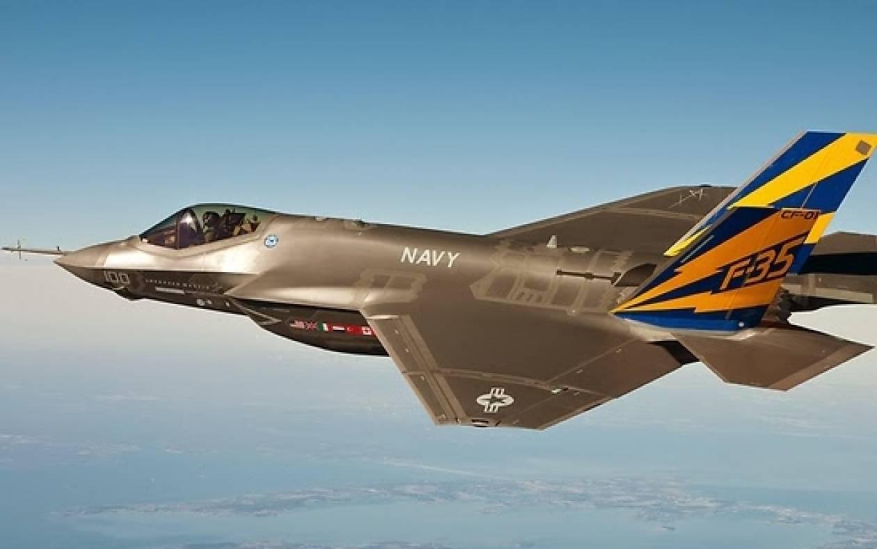 Ισραήλ: Παρήγγειλε 14 μαχητικά F-35 από τις ΗΠΑ