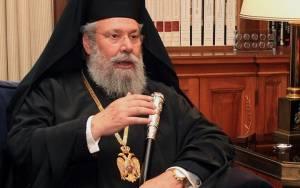 Κύπρου Χρυσόστομος : (Δώστε ) στους Ρώσους που πάντα μας υποστήριξαν!