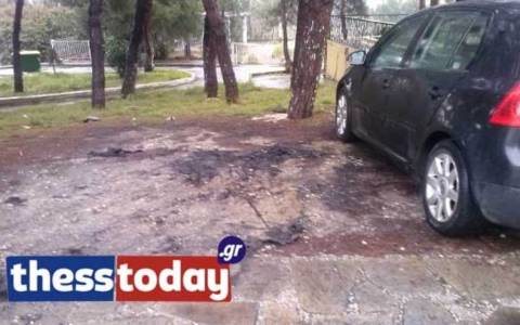 Επίθεση στο αυτοκίνητο πρώην αντιπροέδρου της Βουλής