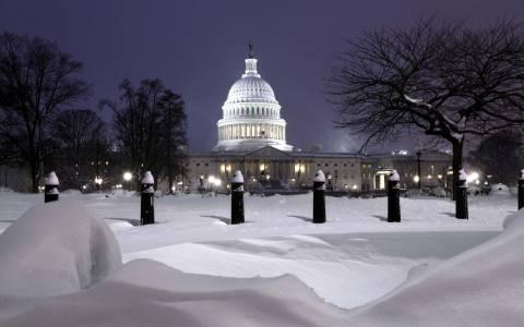 Ολοένα και λιγότερες οι παγωμένες νύχτες στις ΗΠΑ λόγω κλιματικής αλλαγής