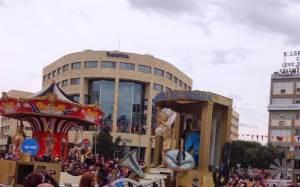 Λεμεσός: Χιλιάδες οι καρναβαλιστές