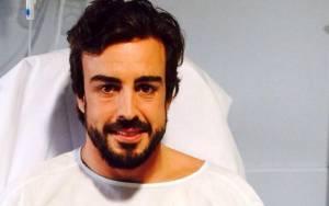 F1: Μένει στο νοσοκομείο ο Alonso