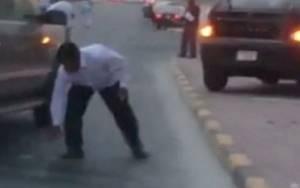 ΗΑΕ: «Έβρεξε» χιλιάδες ευρώ στο Ντουμπάι! (video)
