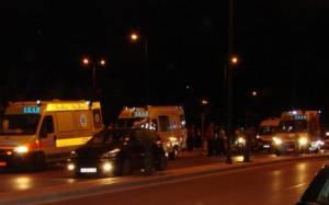 Πάτρα: Ένας νεκρός σε σύγκρουση Ι.Χ. με τουριστικό λεωφορείο