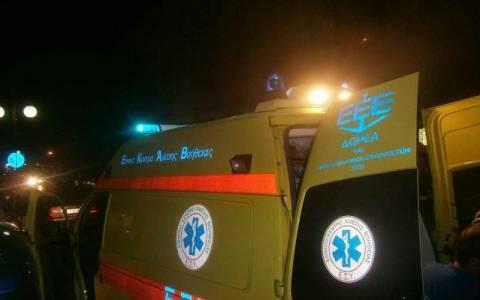 Χανιά: Στο νοσοκομείο τροχονόμος που χτυπήθηκε ενώ ρύθμιζε την κυκλοφορία