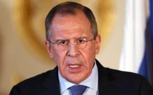 Λαβρόφ: Επίθεση προς τη Δύση με αιχμές για τις ΗΠΑ