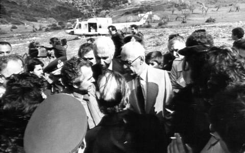 Σαν σήμερα ο σεισμός 6,6 Ρίχτερ το 1981 στις Αλκυονίδες
