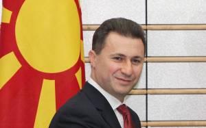 Σκόπια: Ακυρώθηκε η επίσκεψη του πρωθυπουργού Γκρούεφσκι στις Βρυξέλλες