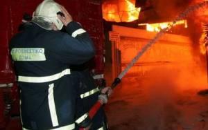 Ένας νεκρός από πυρκαγιά σε διαμέρισμα στο Γέρακα