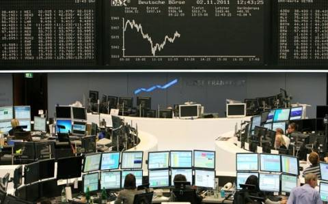 Ηπια η αντίδραση της Ευρώπης στα ταμπλό των αγορών