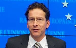 Nτάισελμπλουμ: Ελπίζουμε η συμφωνία να ολοκληρωθεί έως τα τέλη Απριλίου