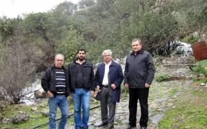 Κρήτη: Ένα σπάνιο γεωλογικό φαινόμενο σε σπήλαιο λόγω κακοκαιρίας