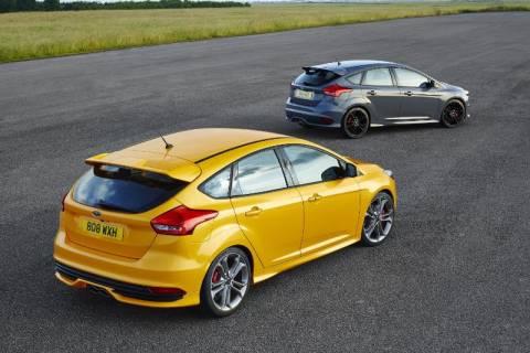 Ford: Παγκόσμια Παρουσίαση των RS και GT στη Γενεύη (photos)