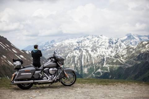 Harley Davidson: Ταξίδεψε μαζί της δωρεάν