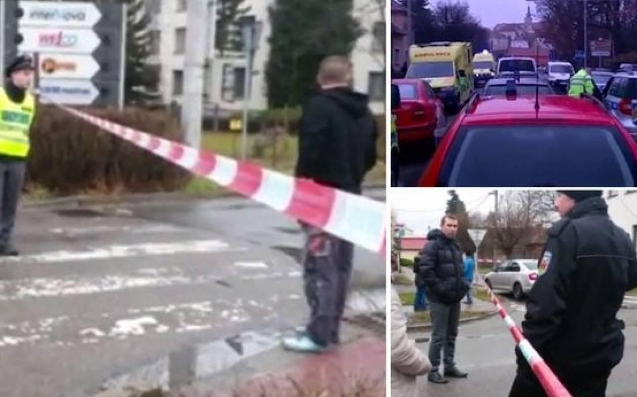 Εννέα νεκροί στην Τσεχία από επίθεση ενόπλου σε εστιατόριο (video)