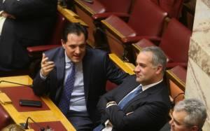 «Χάος» στη Βουλή για την ψηφοφορία άρσης ασυλίας του Γεωργιάδη